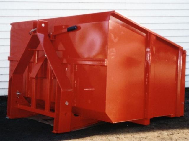 Skrzynie transportowe HCU120, HCU150, HCU180, HCU215