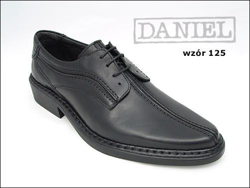Kupić Buty wiosenno-jesienne wzór 125 czarne
