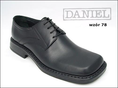 Kupić Buty wiosenno-jesienne wzór 78 czarne