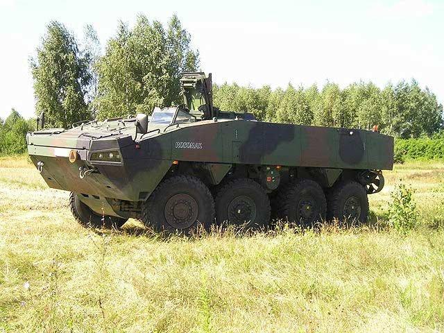 Kupić Kołowy Transporter Opancerzony 8x8 Rosomak