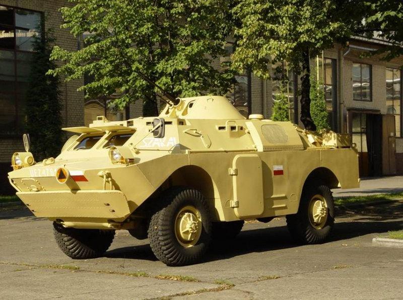 Kupić Opancerzony pojazd rozpoznawczy BRDM–2