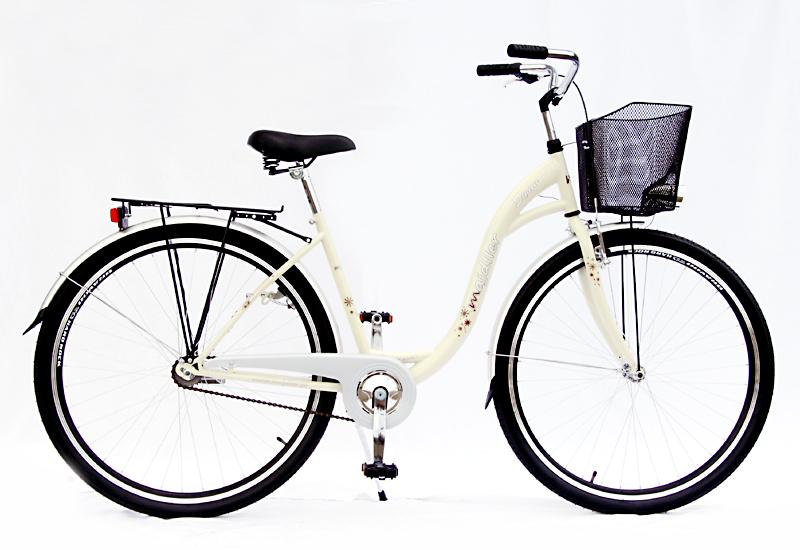 Kupić Rower z koszem