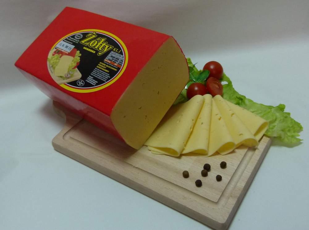 Kupić Produkt seropodobny Żółty blok ok 3,5 kg