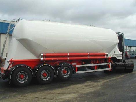 Kupić Naczepy do transportu cementu