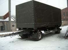 Kupić Przyczepa transportowa PT - 2 - 18