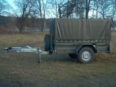 Kupić Przyczepa transportowa PT- HSI
