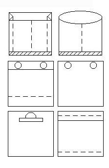 Kupić Arkusze papierowe (formatki) - pergamin, półpergamin, PAP/PE
