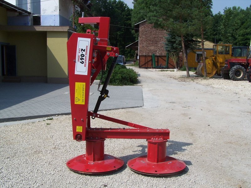 Kupić Kosiarka rotacyjna Wirax Z-069