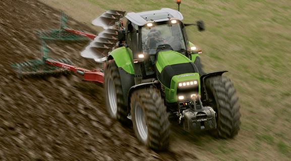 Kupić Ciągniki Deutz-Fahr Agrotron X
