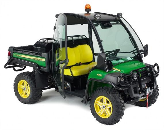 Kupić Pojazdy użytkowe Gator XUV 855 - 21KM 4x4 crossover