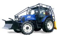 Kupić Ciągnik Farmtrac 675 DT wersja leśna