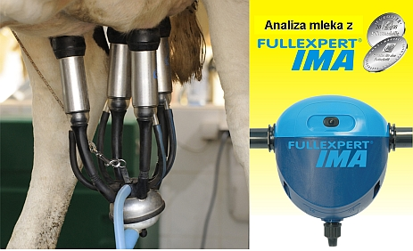Kupić System pomiaru składu mleka IMA
