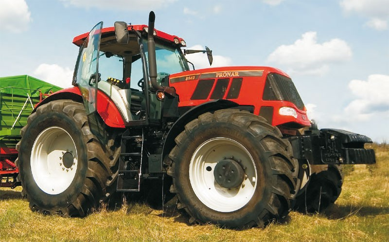 Kupić Ciągniki rolnicze marki Ponar