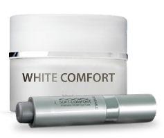 Kupić White Comfort - żel kolagenowy do dojrzałej skóry kobiet + Soft Comfort- żel do pielęgnacji okolic oczu.