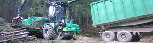 Kupić Samobieżny rębak do drewna Albach Silvator 2000