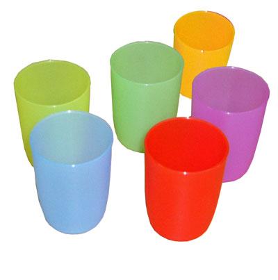 Kupić Komplet szklanek PP - 6 sztuk