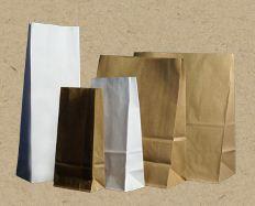 Torby papierowe fałdowe
