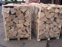 Kupić Drewno kominkowe w skrzyniopaletach