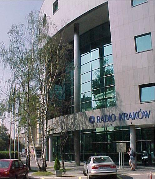 Kupić Konstrukcja aluminiowa dla Radia Kraków
