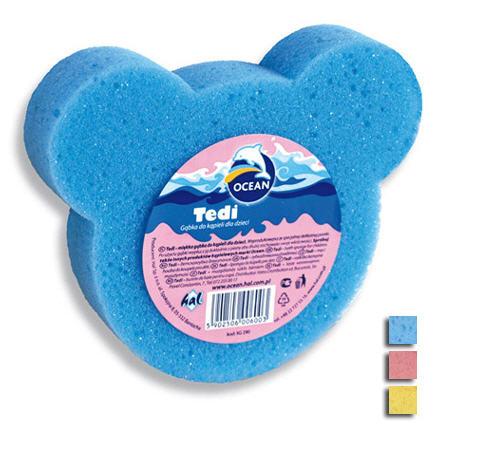 Kupić Gąbka do kąpieli dla dzieci TEDI