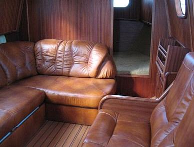 Kupić Zabudowa wnętrza jachtu motorowego Pami