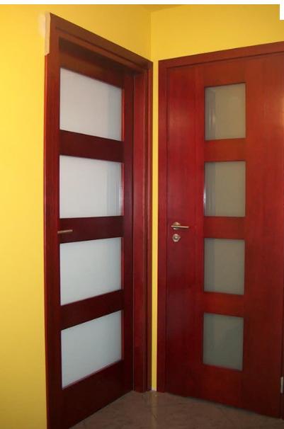 Kupić Drzwi drewniane jednoskrzydłowe