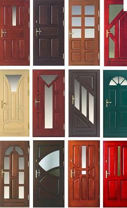 Kupić Oferta różnego rodzaju drzwi