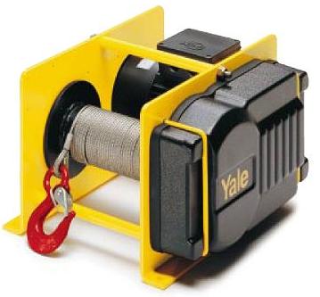 Kupić Wciągarka linowa elektryczna model RPE