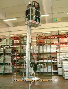 Kupić Platformy podnoszące stacjonarne seria PK