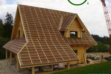 Kupić Domy z drewna