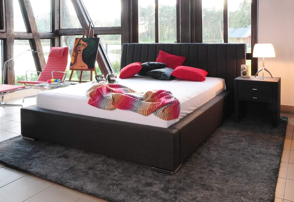 Selene łóżka Tapicerowane łóżka Drewniane łóżka Bukowe łóżka Sosnowe
