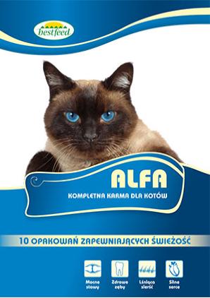 Kupić Karma dla kotów