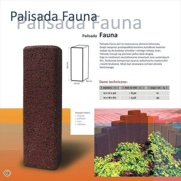 Kupić Palisada Fauna i Flora