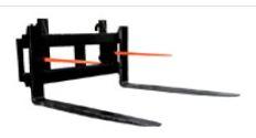 Kupić Widły do palet KNOCH długość wideł oryginalnych kutych 1200 mm