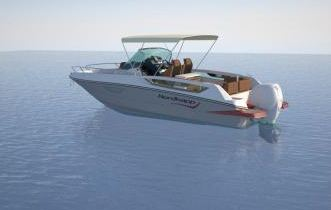 Kupić Enduro 760, luxury boat for up to 8 person.