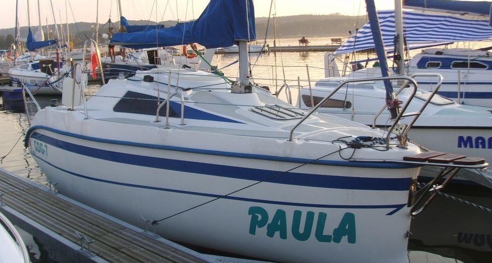 Kupić Jacht Tess 550