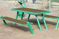 Kupić Stolik piknikowy (metal)