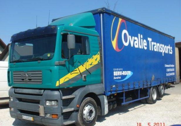 Kupić Hakowiec MAN TGA 28-530 2004