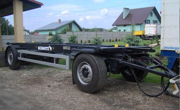 Kupić Przyczepa do samochodów ciężarowych Schmitz