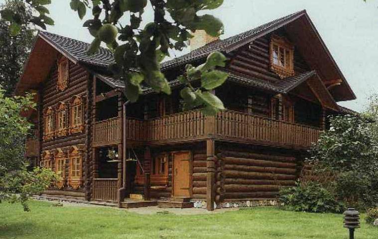 Kupić Domy w stylu old russia