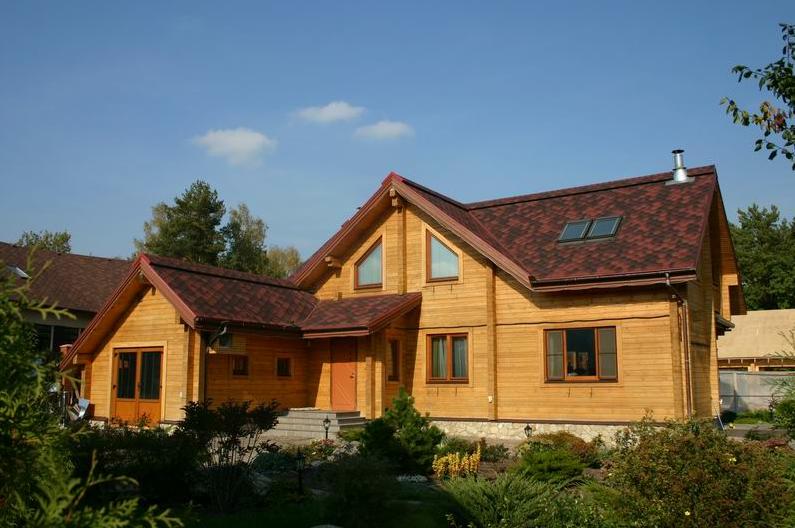 Kupić Domy z cedru syberyjskiego