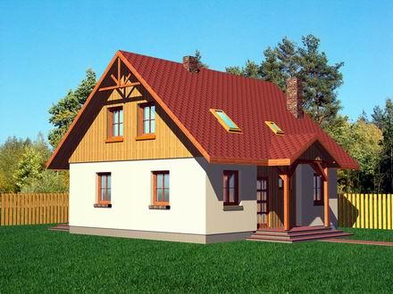 Kupić Domek ciepły