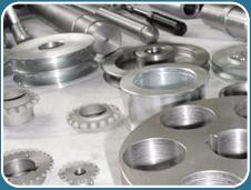 Kupić Części zapasowe do maszyn metalurgicznych.