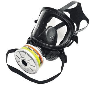 Kupić Pełnotwarzowa maska przeciwgazowa