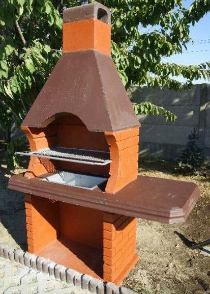 Kupić Grill betonowy. Jakość i estetyka wykonania.