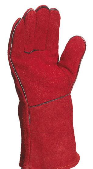 Kupić Rękawica spawalnicza- wypodszewkowana