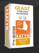 Kupić Gładź tynkowa SATYN PG-40