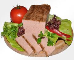 Kupić Pasztet mięsno podrobowy, mocno aromatyczny i smakowity.