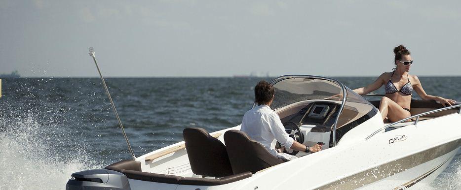 Kupić Dynamiczne i komfortowe łodzie motorowe.