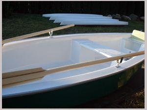 Kupić Łódki wędkarskie - łodzie wiosłowo motorowe.